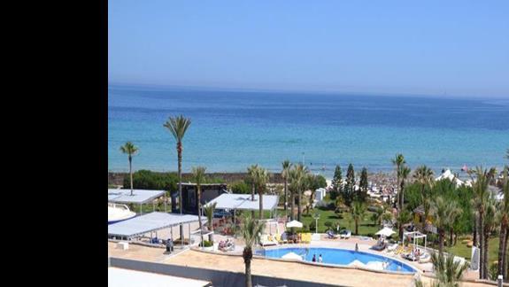 One Resort Monastir - widok z pokoju