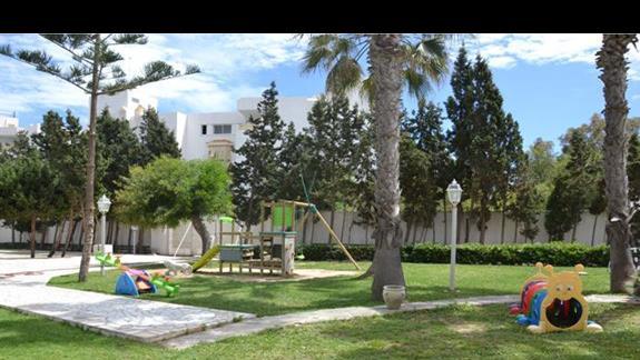 Orient Palace - plac zabaw dla dzieci