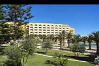 Hotel Iberostar Kantaoui Bay - Riu Imperial Marhaba - widok zewnętrzny