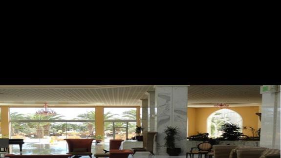 Riu Imperial Marhaba - lobby