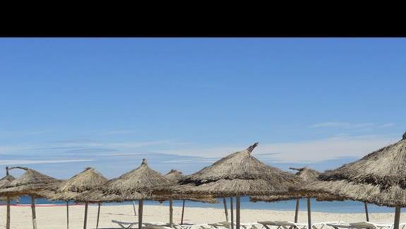 Riu Imperial Marhaba - plaża