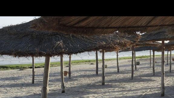 Skanes Serail - plaża