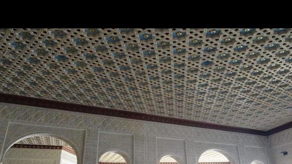 Tour Khalef - orientalne lobby