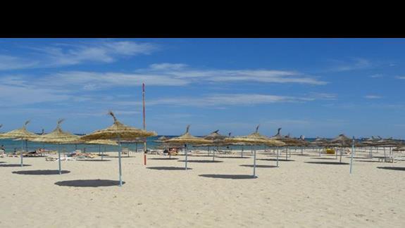 Tour Khalef - plaża
