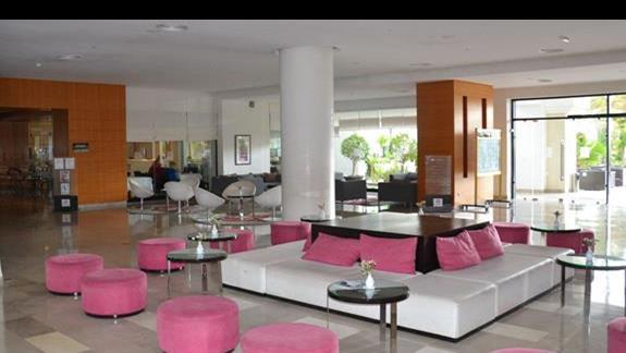 Vincci Nozha Beach - lobby