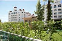 Hotel Sultan of Side - Sultan of Side. Widok z pokoju standardowego.