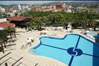 Hotel Sultan of Side - Sultan of Side. Widok z tarasu.