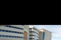 Hotel Sultan of Side - Sultan of Side. Widok na czesc boczna budynku.