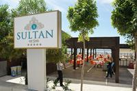 Hotel Sultan of Side - Sultan of Side. Wejscie na plaze.