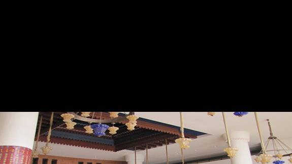 Holl w hotelu Iberostar Founty Beach