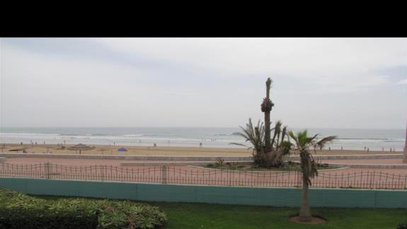 Pokój z centralnym widokiem na morze