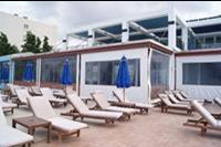 Hotel Imperial Belvedere - Lezaki nad basenem
