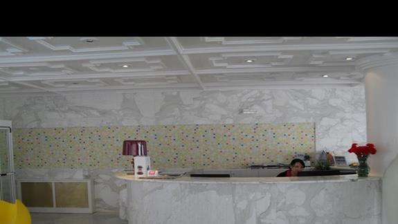 Recepcja hotelu Smartline Js Can Picafort
