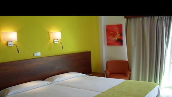 Pokój dwuosobowy hotelu Smartline Js Can Picafort