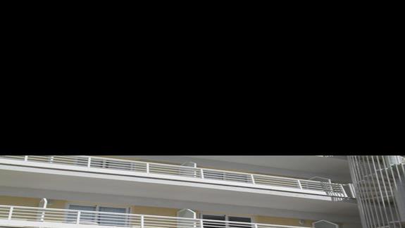 Budynek hotelu Nordeste Playa