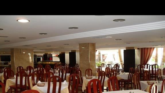 Restauracja hotelu Nordeste Playa