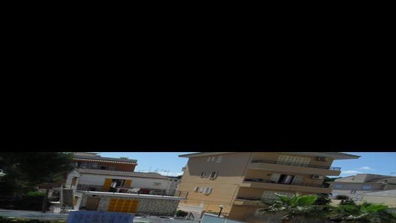 Basen hotelu Nordeste Playa