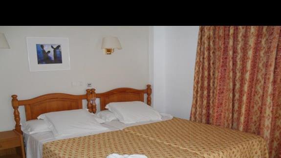 Pokój dwuosobowy w hotelu Playamar