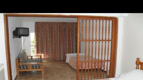 Pokój rodzinny w hotelu Playamar