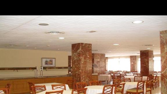 Restauracja hotelu Bahia de Palma