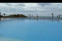 Hotel Auramar Beach Resort - Widok z tarasu