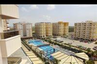 Hotel Ramada Resort Lara - Widok na basen w hotelu Ramada Resort Lara