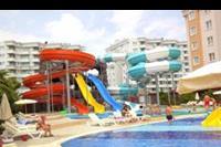 Hotel Ramada Resort Lara - Zjezdzalnie w hotelu Ramada Resort Lara