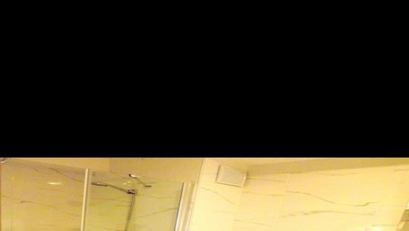 Lazienka w pokoju w hotelu Ramada Resort Lara