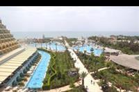 Hotel Delphin Imperial - Widok na kompleks basenowy w hotelu Delphin Imperial