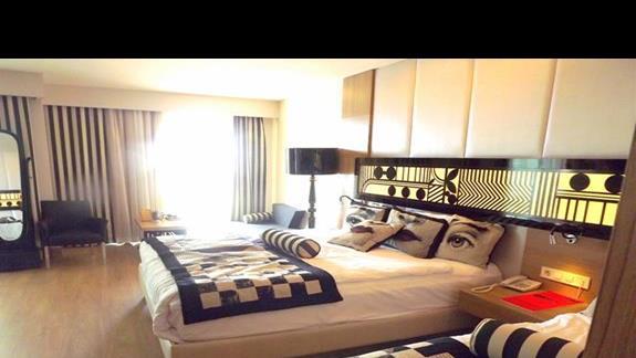 Pokój Junior Suite w hotelu Delphin Imperial