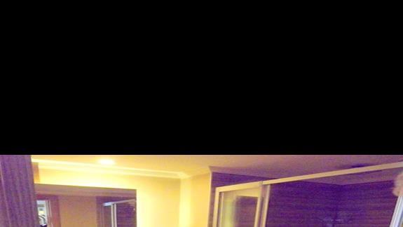 Lazienka w pokoju Junior Suite w hotelu Delphin Imperial