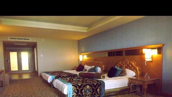 Pokój dwuosobowy w hotelu Royal Holiday Palace
