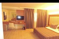 Hotel Pegasos Planet Incekum - Sypialnia w pokoju rodzinny w hotelu Pegasos Resort