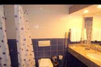 Hotel Pegasos Planet Incekum - Lazienka w pokoju przystosowanym dla niepelnosprawnych w hotelu Pegasos Resort
