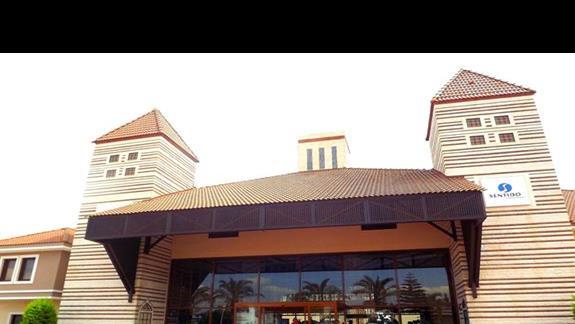 Hotel Turan Prince Residence od frontu