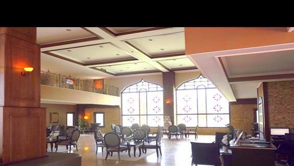 Lobby hotelu Turan Prince Residence
