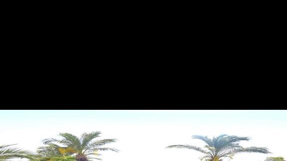 Przejscie na plaze w hotelu Turan Prince Residence