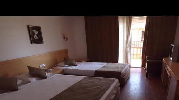 Pokój standardowy w hotelu Eftalia Village