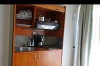 Hotel Porto Platanias Beach - Aneks kuchenny w pokoju