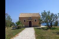 Agios Georgios - Kościółek w pobliżu hotelu