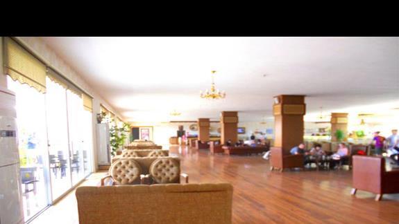 Lobby w hotelu Eftalia Aqua