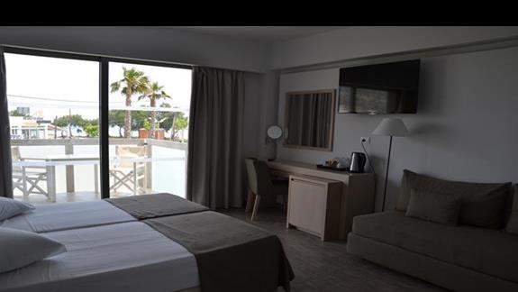 Pokój w hotelu Akti Palace