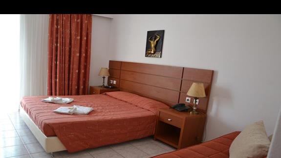 Pokój w hotelu Gaila Village