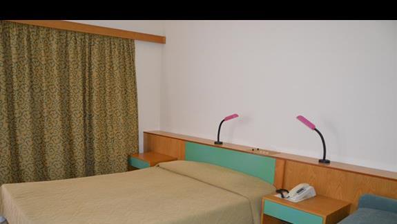 Pokój w hotelu Tigaki Beach