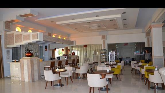 Bar w hotelu Gaia Palace