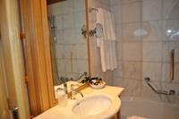 Hotel Mitsis Blue Domes Exclusive Resort & Spa - Lazienka
