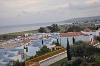 Hotel Mitsis Blue Domes Exclusive Resort & Spa - Widok z restauracji