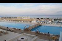 Hotel Mitsis Blue Domes Exclusive Resort & Spa - Kompleks basenowy