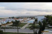 Hotel Mitsis Blue Domes Exclusive Resort & Spa - Budynek z pokojami ze wspóldzielonym basenem