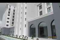 Hotel Mitsis Alila Resort & Spa - Budynek glówny-wejscie do hotelu